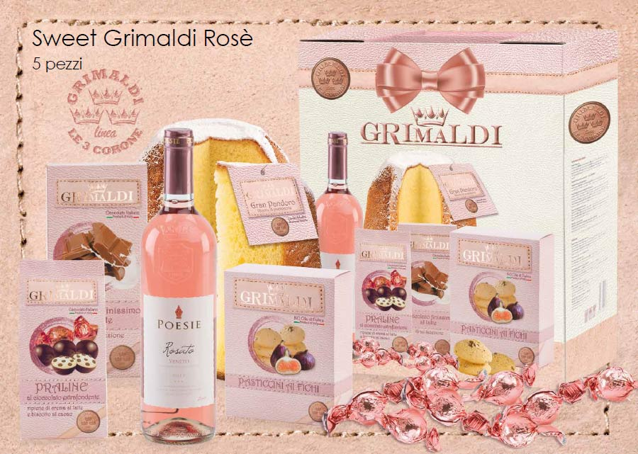 Sweet Grimaldi Rosè